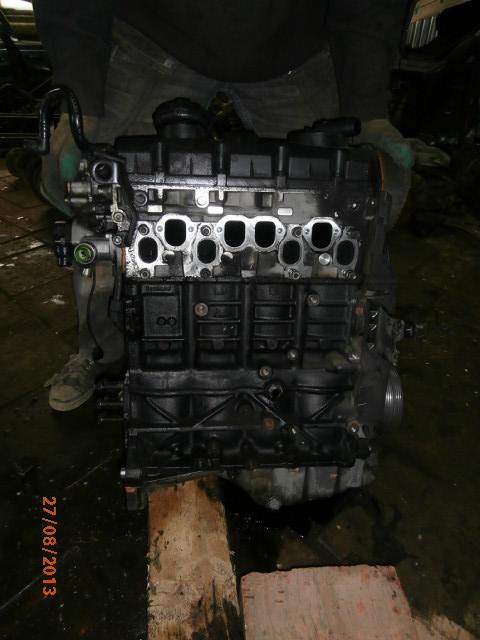 Audi A4 [B6] (2000 - 2004) Двигатель ДВС (1,9TDI AWX МКПП)