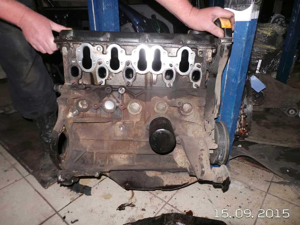 Audi 100 [C4] (1991 - 1994) Двигатель ДВС (AAR 2.3 064286)